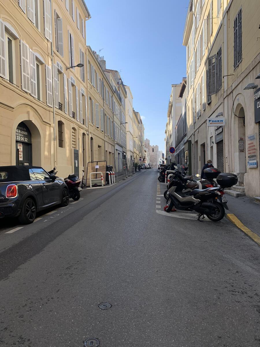 Parking intérieur - Marseille 7ème